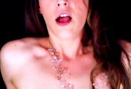 Keri Berry ASMR Creampie JOi Video