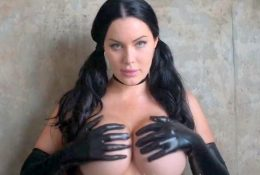 Veronica Black Topless Nude Video
