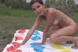 Dare Taylor Nude Outdoor Yoga Video