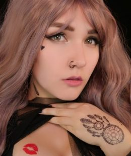 KittyKlaw Sexy Piercing And Tattoo Photos