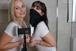 ASMR Network & Masked ASMR Shower Video