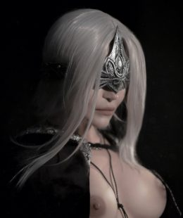 Kalinka Fox Nude Cosplay Dark Soul Photos