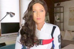 Kat Wonders Super Sexy Saucy Race Car Driver Video