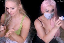 ASMR Network Massage ASMR Ft. Masked ASMR Video