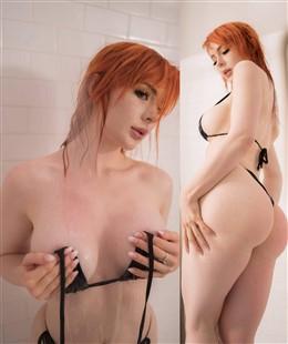 Jenna Lynn Meowri Nude Shower Leaked
