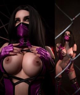 Christina Fink Nude Mileena