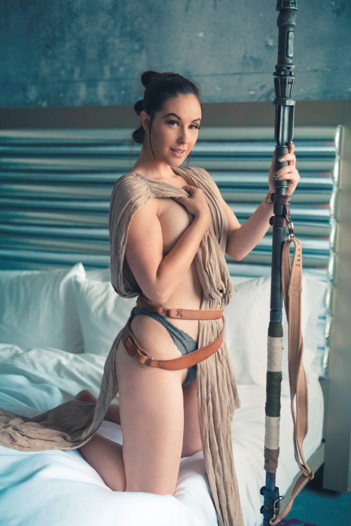 Meg Turney Star Wars Boudoir Lewds | Sexythots.com