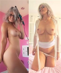 Silver Beauty Xo 0nlyfans Milf Lingerie Nudes