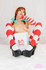 LovelySpaceKitten Patreon Nude Cosplay Photos