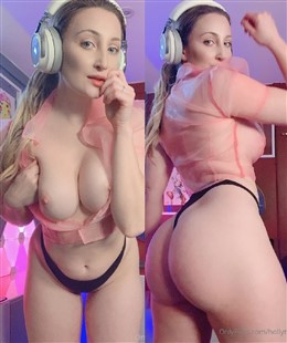 Holly Wolf onlyfans Leaked Naked Photos