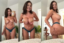 Ava Fiore Nude Cleatsandcleavage Topless Video