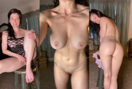 Heidi Lee Bocanegra onlyfans Nude Try On Video