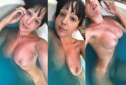 Nicole Marie Jean Nude Bathing Porn Video