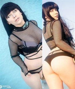 JinxKittie Cosplay Hinata Hyuga