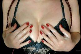 Flirty ASMR OnlyFans Breast Massage Video