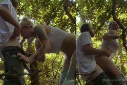 Karuna Satori Forest Fuck Porn Video