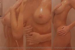 Kristen Hancher Nude Shower Porn Video