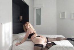 Lilliluxe OnlyFans Big Ass Sexy Lingerie Video