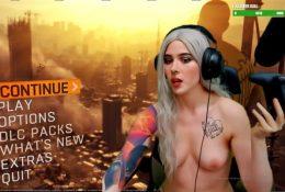 Ryan Barnes Topless Nude Stream Leaked Video