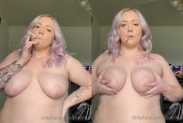 Corabluu Nude Topless Leaked Video