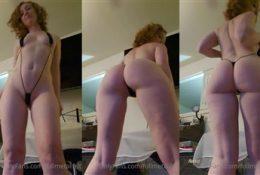 Fullmetalifrit Sexy Twerking Nude Video