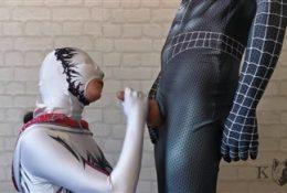 Gwen Stacy Patreon Porn Venom Throat Fucked Leaked Video