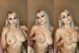 Lauren Dragneel Nude Big Tits Tease Onlyfans Video.