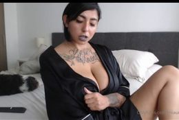 Miaumiloucb Leaked Nipples and Clit lover You Wanna Lick them Nude Video