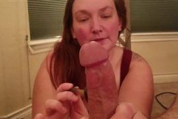 ASMR Pov Leaked Handjob Porn Video