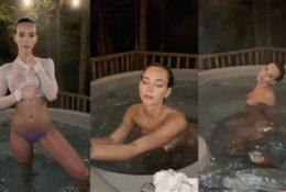 Rachel Cook Nude Pool Video Leaked