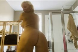 Tara Babcock Nude After Shower 0nlyfans Porn Video Leaked