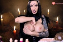 ASMR Amy Witch enJOIs You Patreon Video Leaked