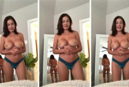 Ava Fiore Youtuber Toplees Pasties Thong Nude Video Leaked