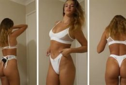 Shaniah Antrobus Madeofchanel Try-On Nude Video Leaked