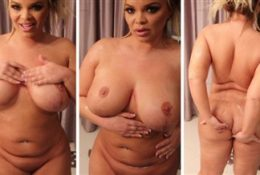 Trisha Paytas Youtuber Lotion Rubbing Porn Video Leaked