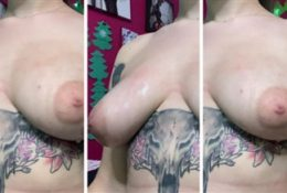Quinn Gray 0nlyfans Oiled Up Boobs Video Leaked