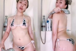 Stella Chuu Sexy Shower Onlyfans Porn Video Leaked