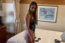 Christina Khalil Sexy Bondage Video Leaked