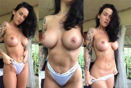 Kayla Lauren Nude Tease Video Leaked