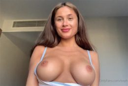 Sophie Rose Nude Boobs Lotion Video Leaked