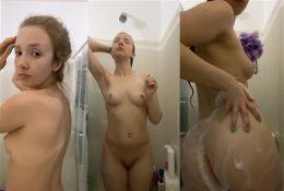 Dani ASMR Nude Shower Video Leaked