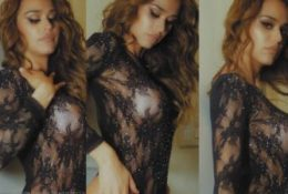 Yanet Garcia Hot Tease Leaked Video