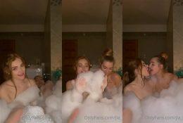 Jia Lissa Nude Bathtub Lesbian Video Leaked