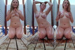 Livstixs Nude Oil Tease Video Leaked