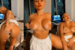 Zoie Burgher Masturbating Leaked Video