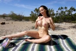 Abby Opel Nude Yoga Leaked Video