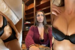 Christina Khalil Office Roleplay Leaked Video
