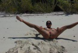 Aspen Rae Twerking On The Beach Leaked Video