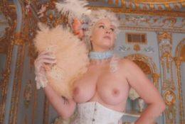 Meg Turney Nude Marie Antoinette Cosplay Leaked Video