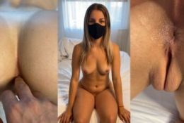 Kiera Young Wet Anal Fingering Leaked Video
